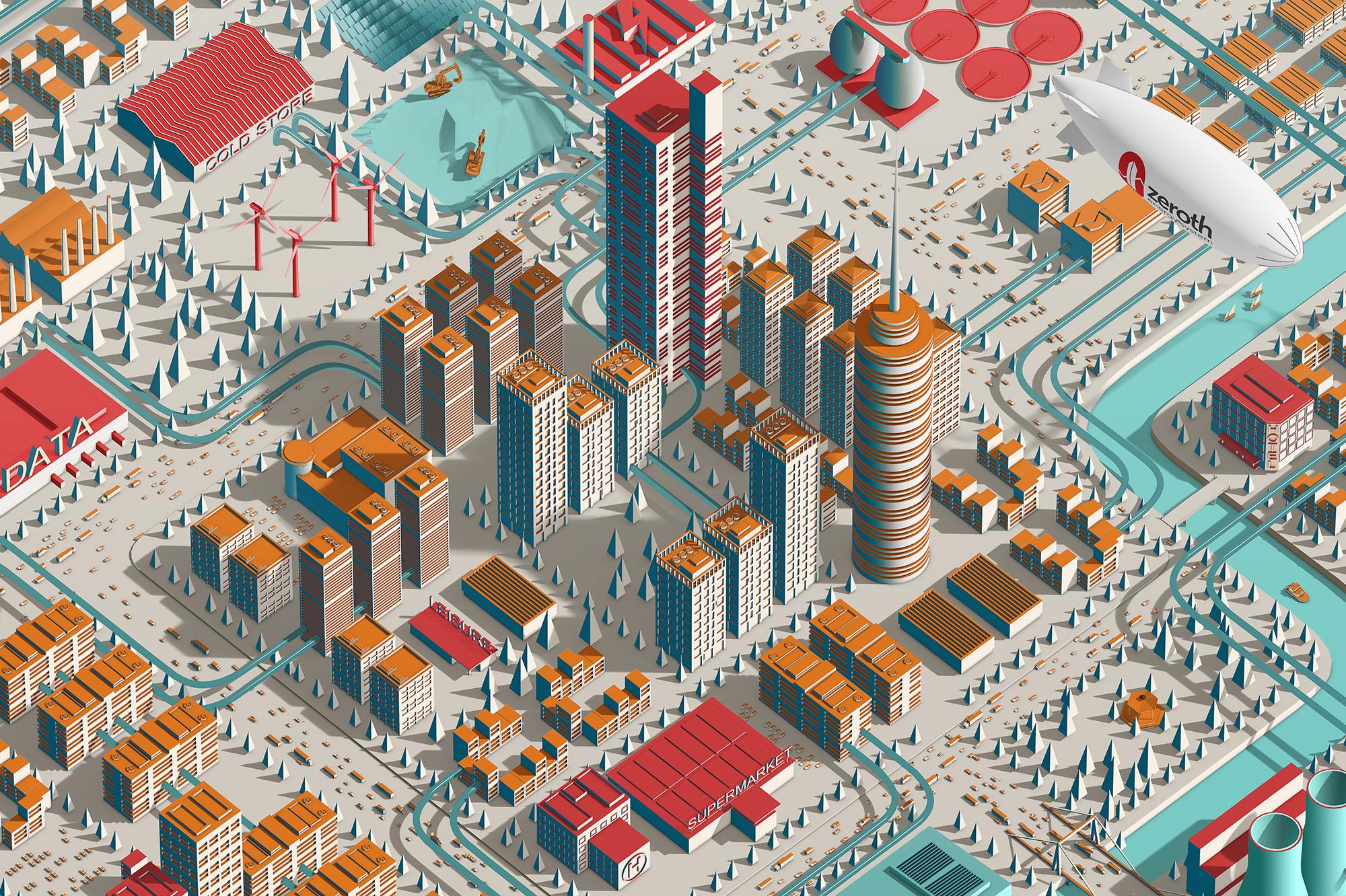 Zeroth Cityscape